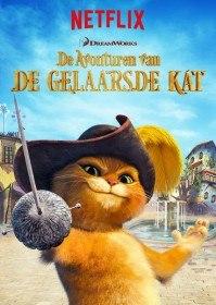 Приключения Кота в сапогах / The Adventures of Puss in Boots (Сериал 2015)