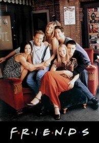 Друзья / Friends (Сериал 1994-2004)
