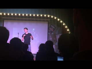 Big SetList Stand-Up Club #1 13.06.15 Артур Чапарян