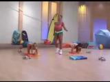 Зумба фитнес.Тренировка