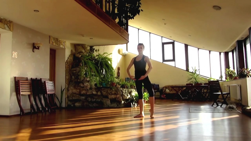 упражнения для красивой талии и живота