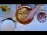 Рецепт курника с курицей и картошкой