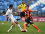 Юношеская Лига УЕФА. Реал U19 4-0 Шахтер U19. Обзор матча (15.09.2015)