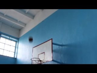 Супер баскетболист!
