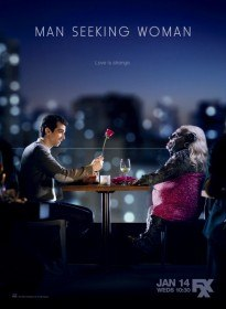 Мужчина ищет женщину / Man Seeking Woman (Сериал 2015)