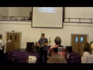 Godfrey Birtill - Мы Твои дети, о Бог (Лондон 9.09.2015)