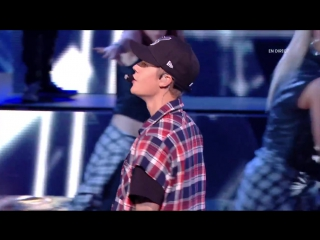 Justin Bieber - What Do You Mean? (Live at NRJ Music Awards 2015)