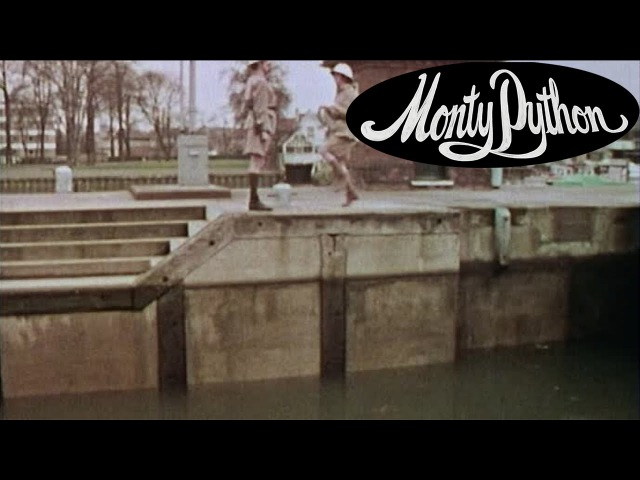 The Fish Slapping Dance - Monty Python's Flying Circus