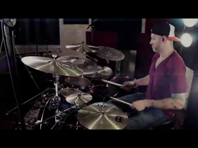 Matt Halpern - Periphery - The Bad Thing Drum Playthrough