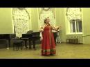 IV Как на речке было на Фонтанке 2015 Анна Омуткова 2 тур