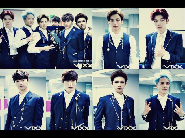 Re:cycle - VIXX - Eternity (World Festival IdolCon Autumn 2015)
