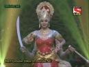 Debina's Dance Performance as Goddess Lakshmi at SABTV Diwali Celebrations - 10th November 2012