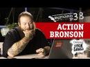 Action Bronson смотрит русские клипы по версии КУРАЖ-БАМБЕЙ Видеосалон №38