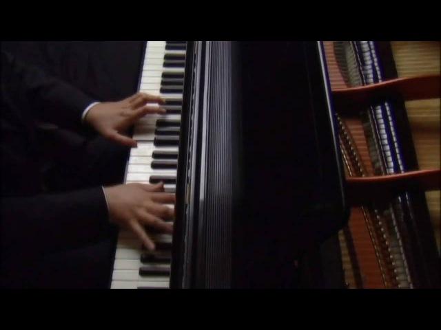 Chopin Fantasie Impromptu Opus 66 in C sharp minor by Tzvi Erez, HQ