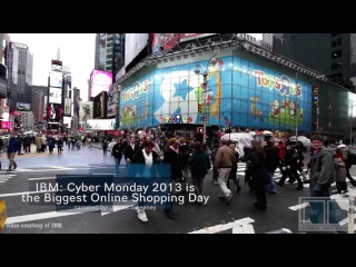 Cyber Monday 2013 is biggest online shopping day in history