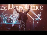 Three Days Grace Painkiller (Live at teleclub 2014)
