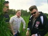 Ricky tests his weed