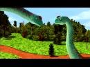 Поезд динозавров. Серия 8. Мультфильм для детей.