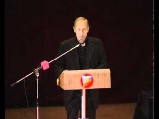 Путин в Видяево 2000 год
