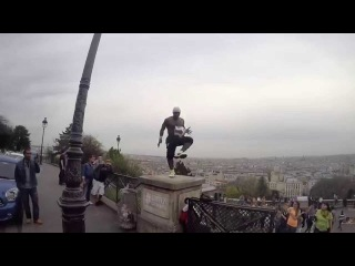 Trip to PARIS#2. Вид из фильма