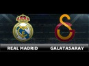 Real Madrid vs Galatasaray  - Live Stream HD - Friendly Tournament