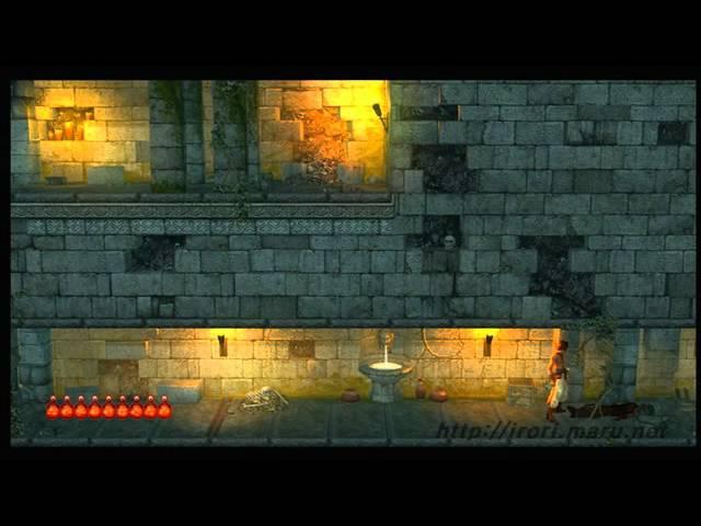 Prince of Persia Classic Walkthrough FULL