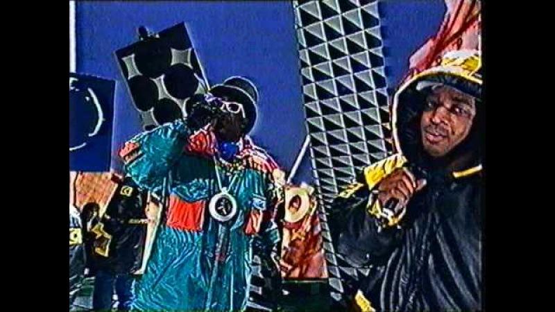 Public Enemy Shut 'Em Down Live on The Word 1992 (Pete Rock remix)