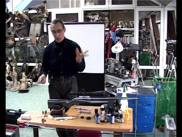 Обкатка и чистка нового нарезного оружия. Часть. 3 Cleaning and testing of new high-precision rifle