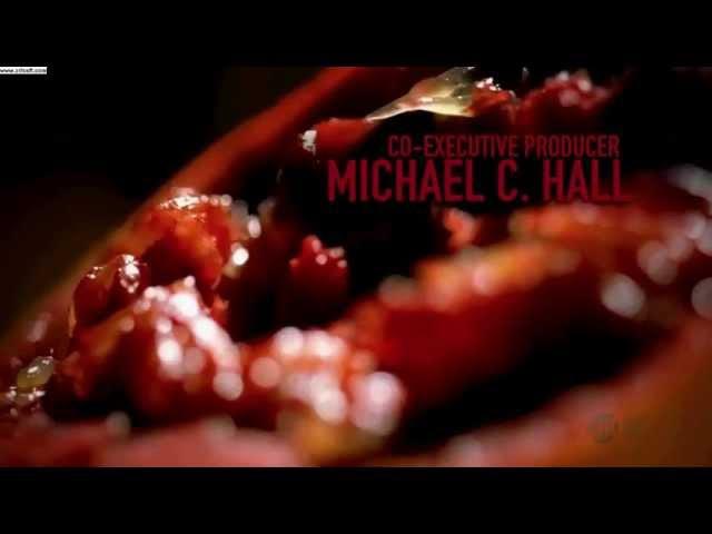Заставка сериала - Декстер (Dexter)