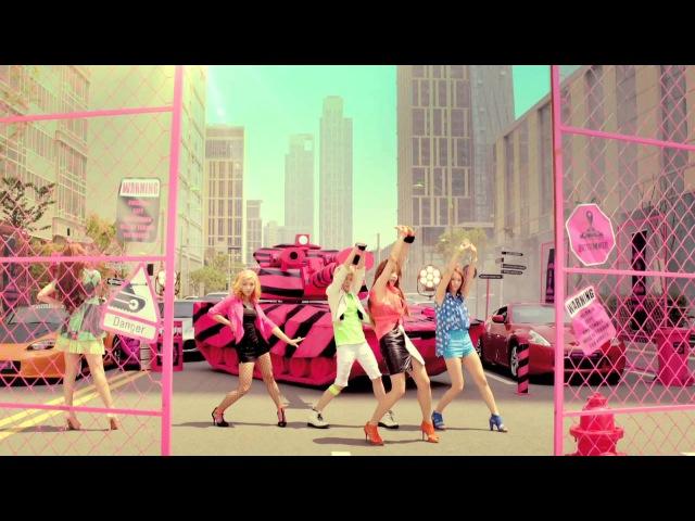 F(x)-Hot Summer