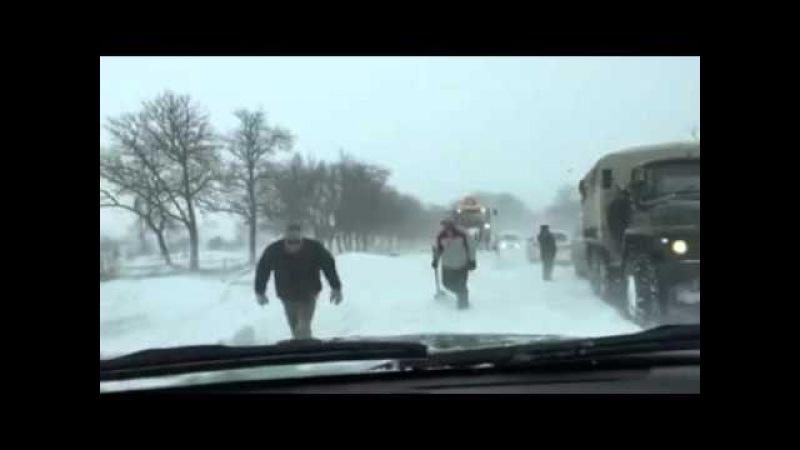 Андрей Пивоварский: «Трасса «Одесса – Киев» перекрыта»