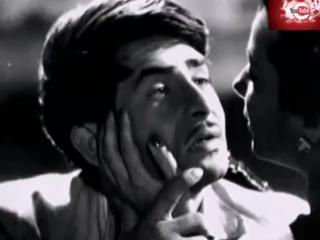 старый индийский фильм Бродяга ( часть 2 )