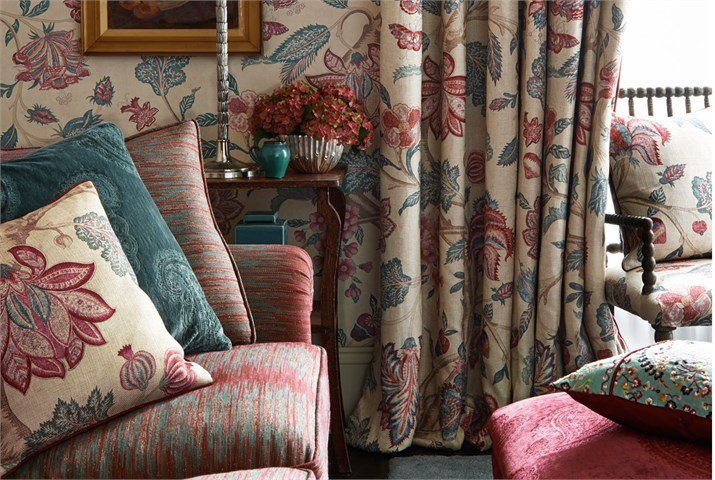 #Zoffany #design #fabrics #wallpaper