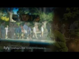 Промо + Ссылка на 1 сезон 3 серия - Конец детства / Childhood's End