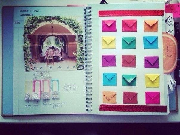 Как красиво оформить личный дневник своими руками для девочек