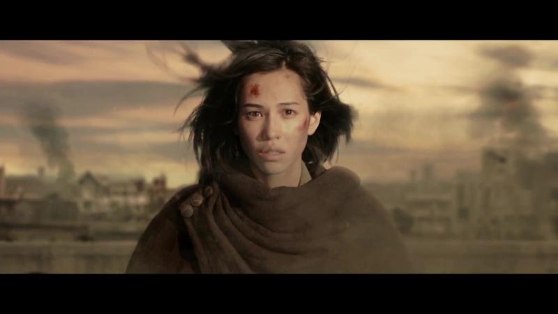 Первый трейлер второго фильма Shingeki no Kyojin (Атака Титанов) | Attack on Titan | Вторжение 2 фильм
