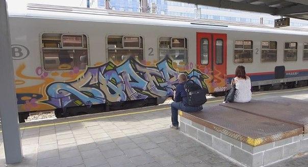 graffiti belgica