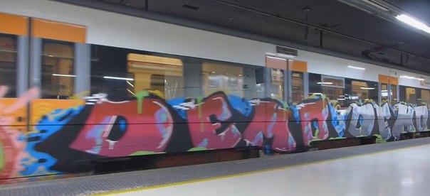 graffiti renfe