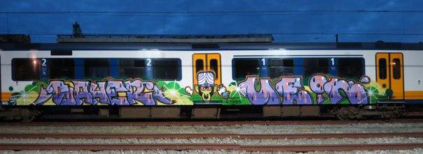 graffiti holland