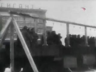 Казнь немцев в Ленинграде у к/т