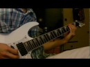 "Resident Evil Degeneration  ""Guilty "" By Anna Tsuchiya  Guitar Cover"
