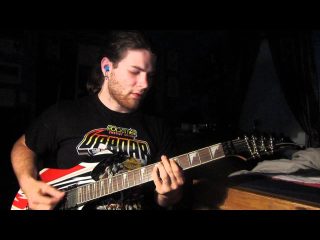 Fear of The Dark - Iron Maiden Guitar Cover