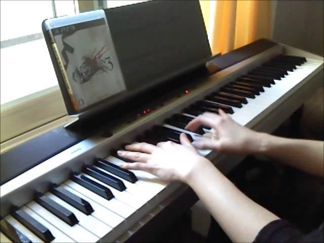 【耳コピ】「空音」 DRAG ON DRAGOON 3 (「The Empty Tone」 Drakengard 3)
