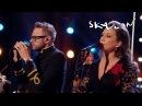 Jocke Berg Lisa Nilsson - Innan vi faller Skavlan