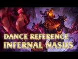 Infernal Nasus - Snoop Dogg Dance - League of Legends (LoL)