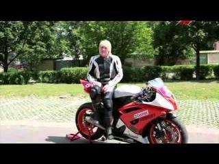 Учимся ездить на мотоцикле , Спортивная езда на мотоцикле в городе