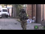 Видео ликвидации террористов ИГ (ДАИШ) в Бишкеке предоставили спецслужбы