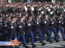 American Soldiers in Russian Military Parade