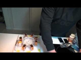 БТГ мотор на неодимах