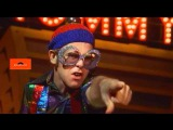 PIMBALL WIZARD ( The Who - Feat - Elton John - from - TOMMY The movie 1975 ) HD
